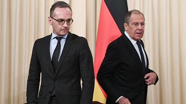 """Лавров: Ценимо принципијела став и подршку Берлина завршетку пројекта """"Северни ток 2"""""""