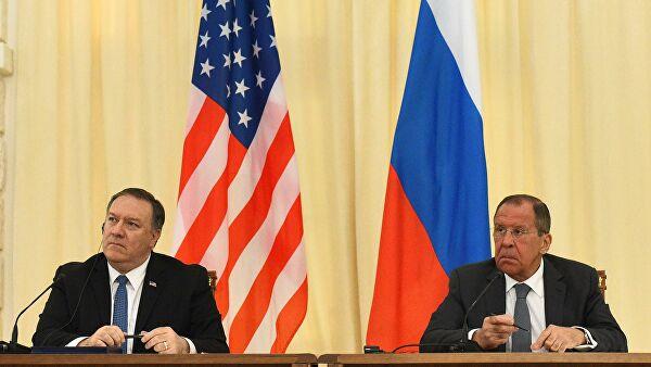 Лавров током разговора са Помпеом потврдио посвећеност Русије Резолуцији 2231 Савета безбедности УН-а