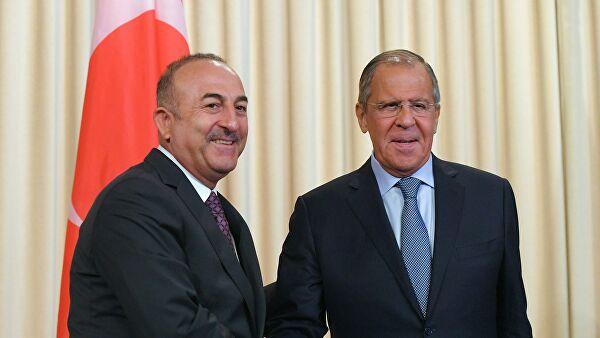 Лавров и Чавушоглу разговарали о ситуацији у Либији и Сирији