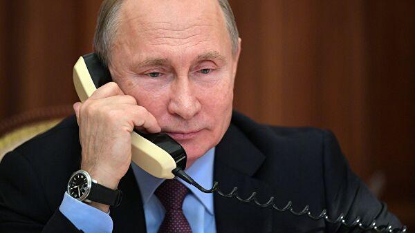 Putin i Konte razgovarali o bilateralnim odnosima i međunarodnim pitanjima