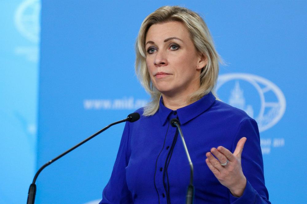 Захарова: Западне земље налазе или стварају поводе за увођење санкција што Русију не изненађује