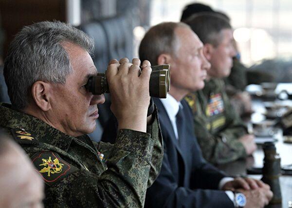 """""""Русија није заинтересована за трку у наоружању, али је принуђена да унапређује своје борбене потенцијале као одговор на непријатељске акције НАТО-а"""""""