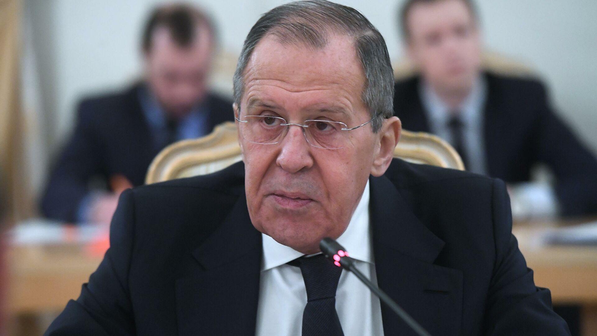 Lavrov: Ako takva logika prevladava kod zapadnih kolega, nemačkih i američkih, to potvrđuje da oni sebe stavljaju iznad zakona