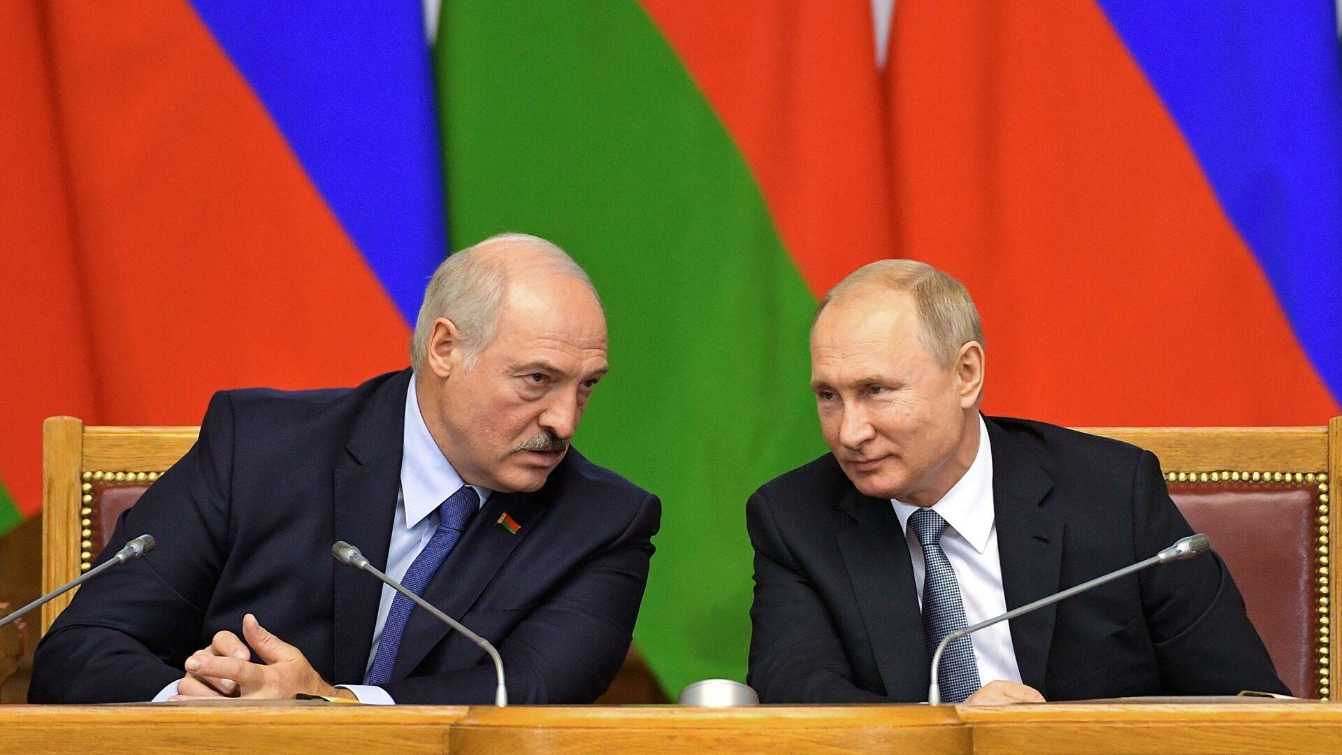 Lukašenko u poseti Moskvi 14. septembra