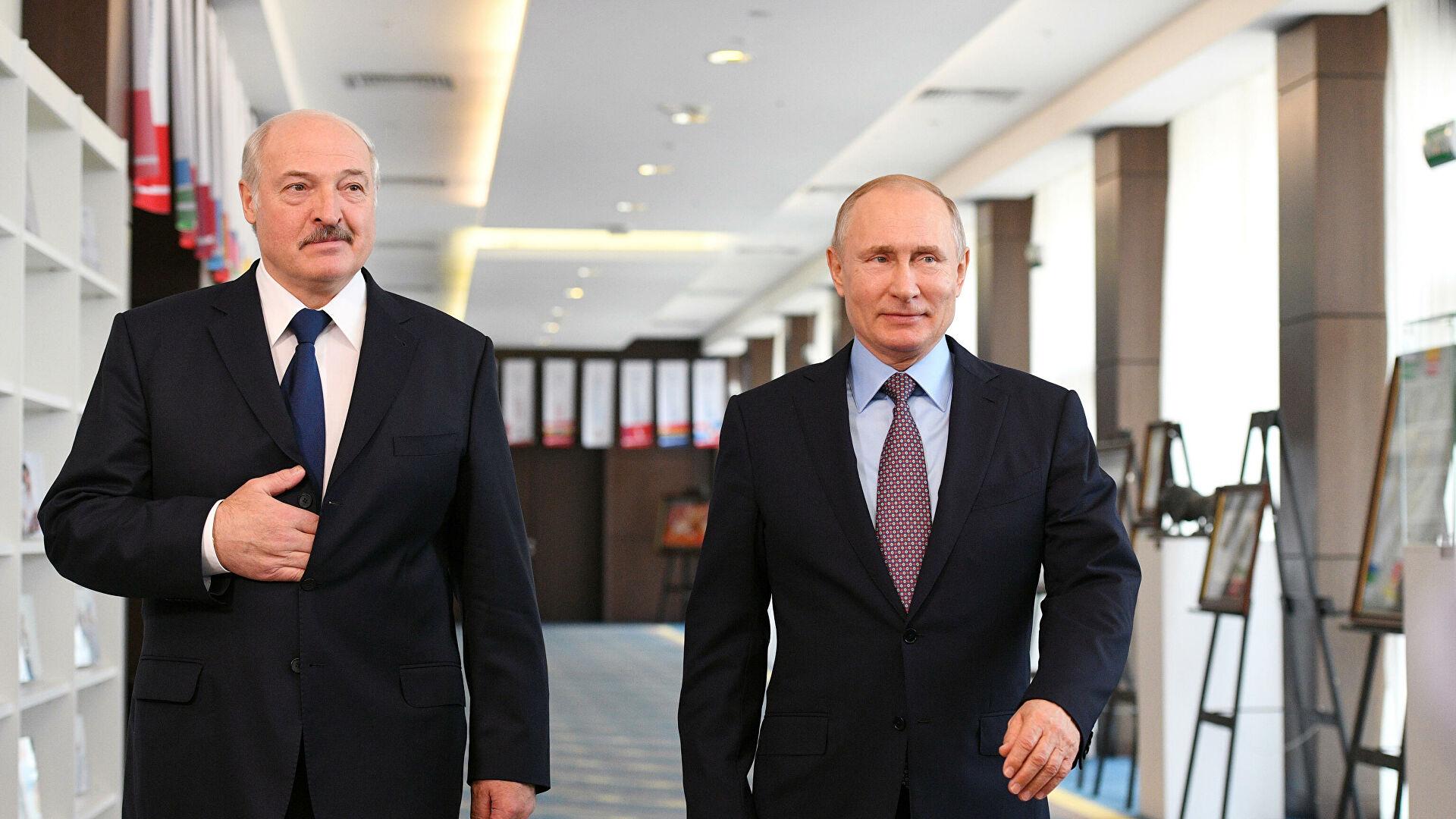 Кремљ: Лукашенко је легитимни председник