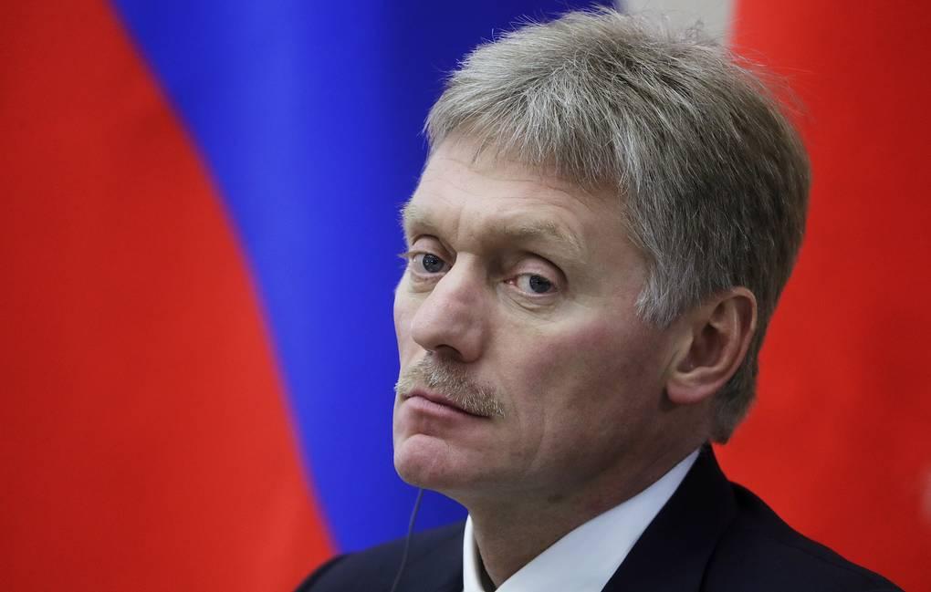 Песков: Апсолутно недопустиво присуство хемијског оружја или неког њиховог елемента и у Русији и у Европи или негде другде