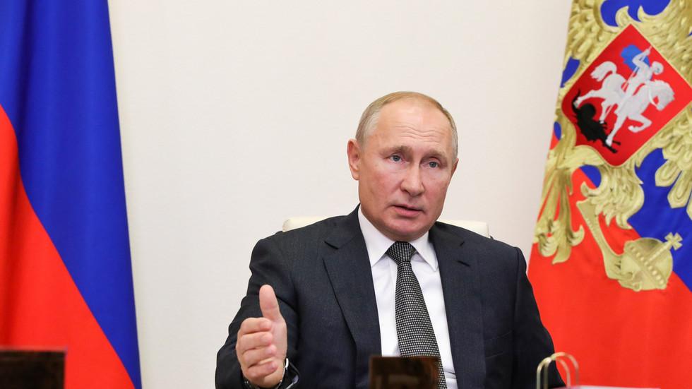 """РТ: Путин понудио САД-у размену """"гаранција"""" да се две земље неће мешати у изборе или унутрашње послове"""