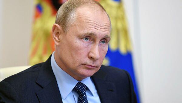Путин: борба против епидемије није завршена