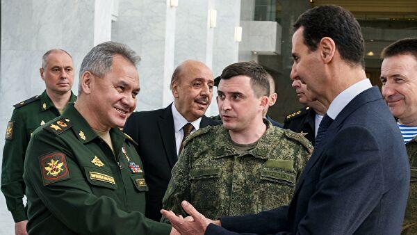 Шојгу: Руска војска у Сирији ликвидирала више од 133 хиљаде терориста