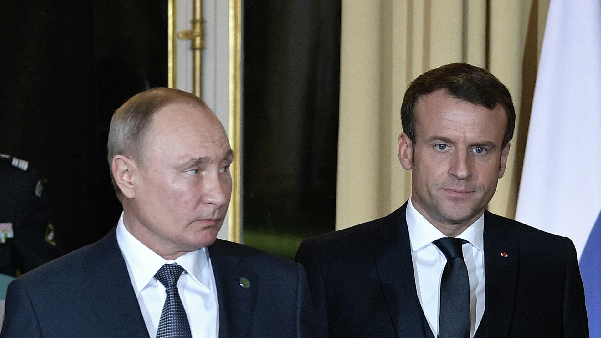 Путин и Макрон позвали стране у сукобу у Нагорно-Карабаху на што скорији и потпуни прекид ватре