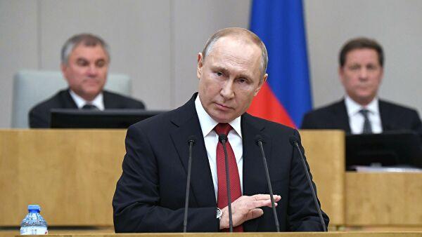 Путин: Треба да будемо јаки и независни или уопште нећемо бити никакви