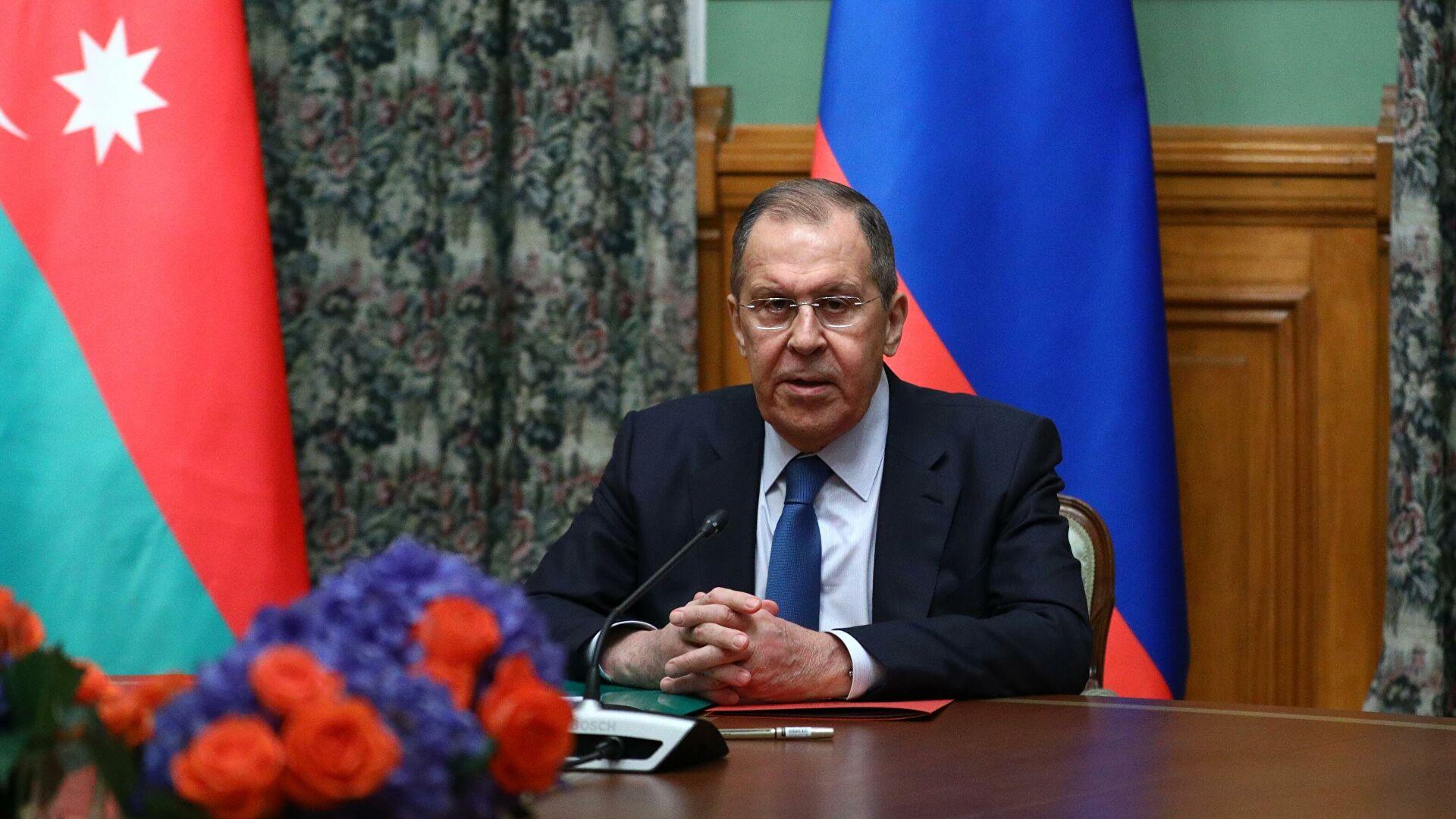 Лавров: Споразум о прекиду ватре у Карабаху се не поштује у потпуности