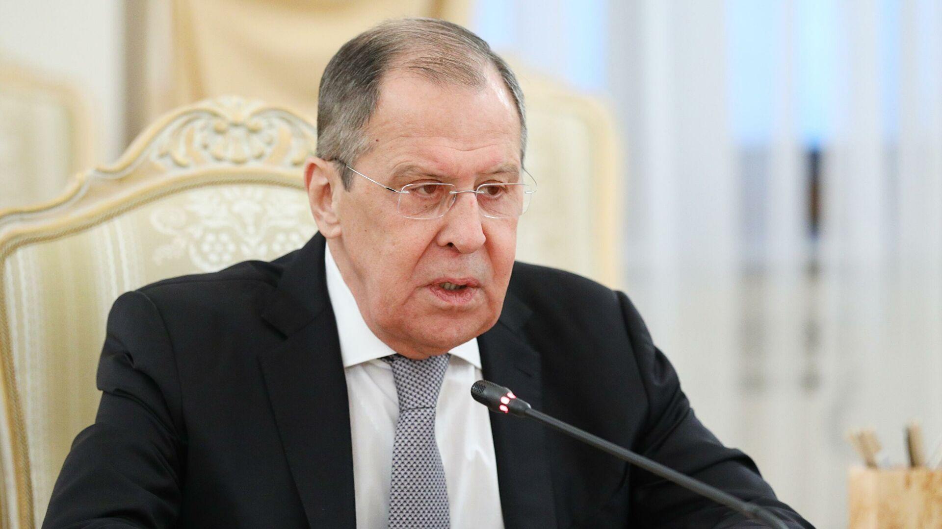 Лавров: Русија може да прекине дијалог са Бриселом