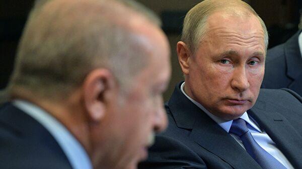 Путин и Ердоган разговарали о ситуацију у Нагорно-Карабаху