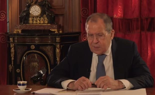 Intervju sa Lavrovim o međunrodnim pitanjima
