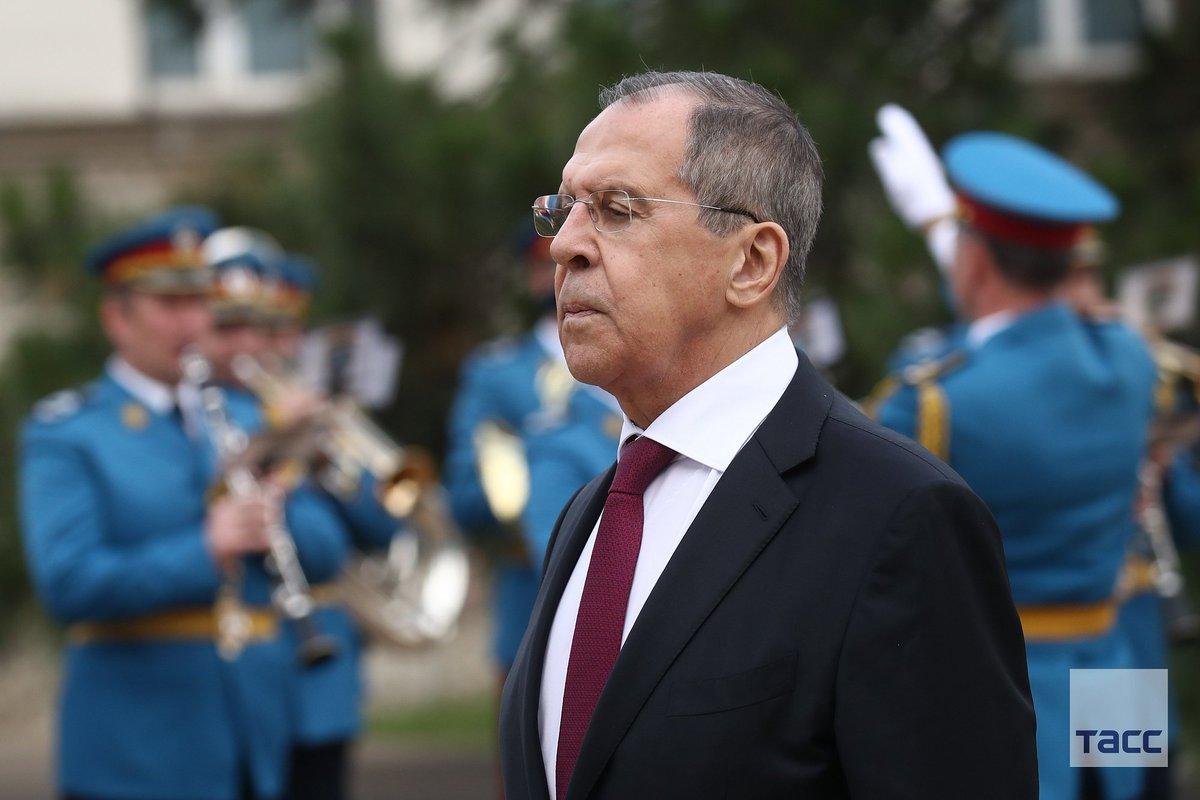 Lavrov u poseti Srbiji 28. i 29. oktobra