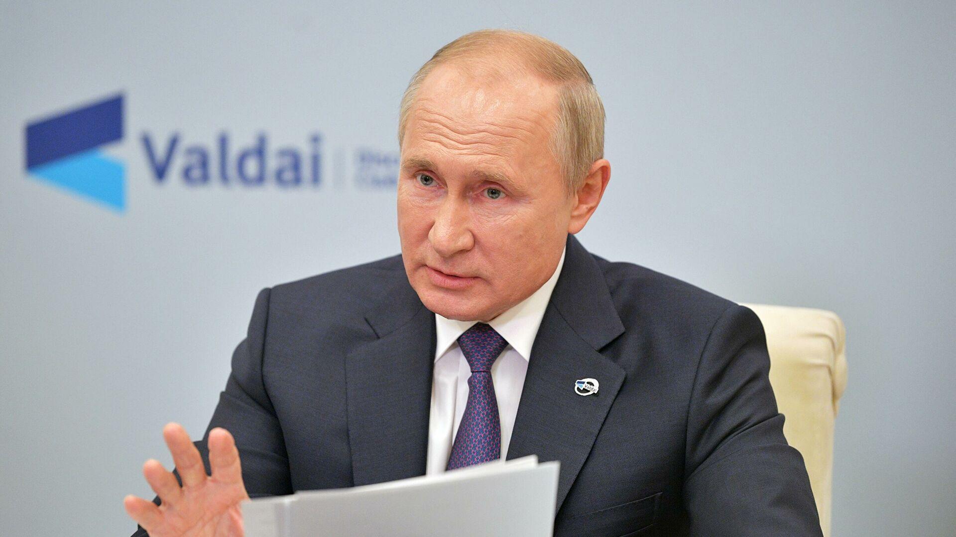 Putin o sankcijama, pandemiji, kontroli naoružanja, promeni uloga u svetu...