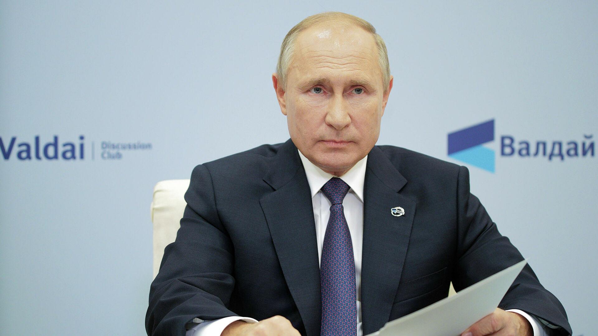 Путин: Сарађујемо са САД-ом упркос нашим бројним контрадикцијама у многим областима