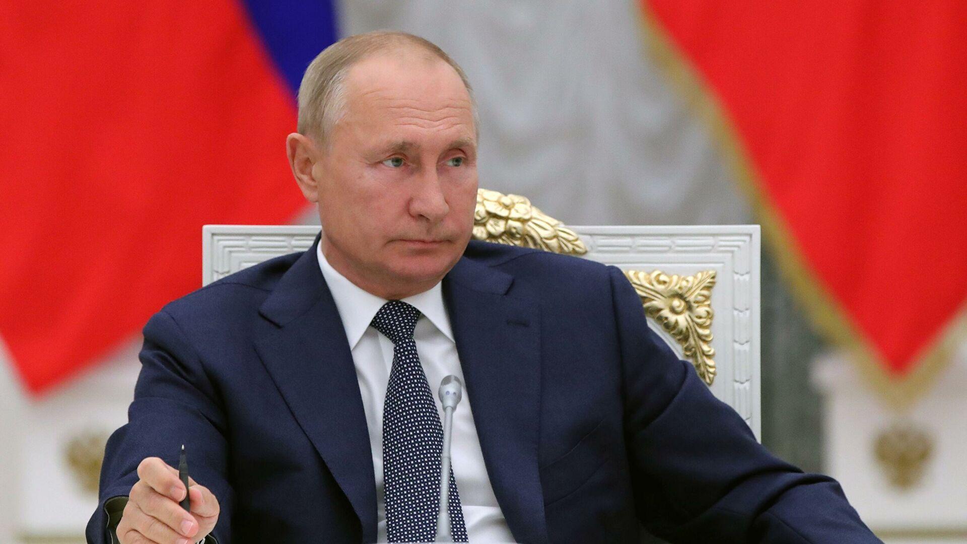 Путин предложио мере за смањење тензија у Европи