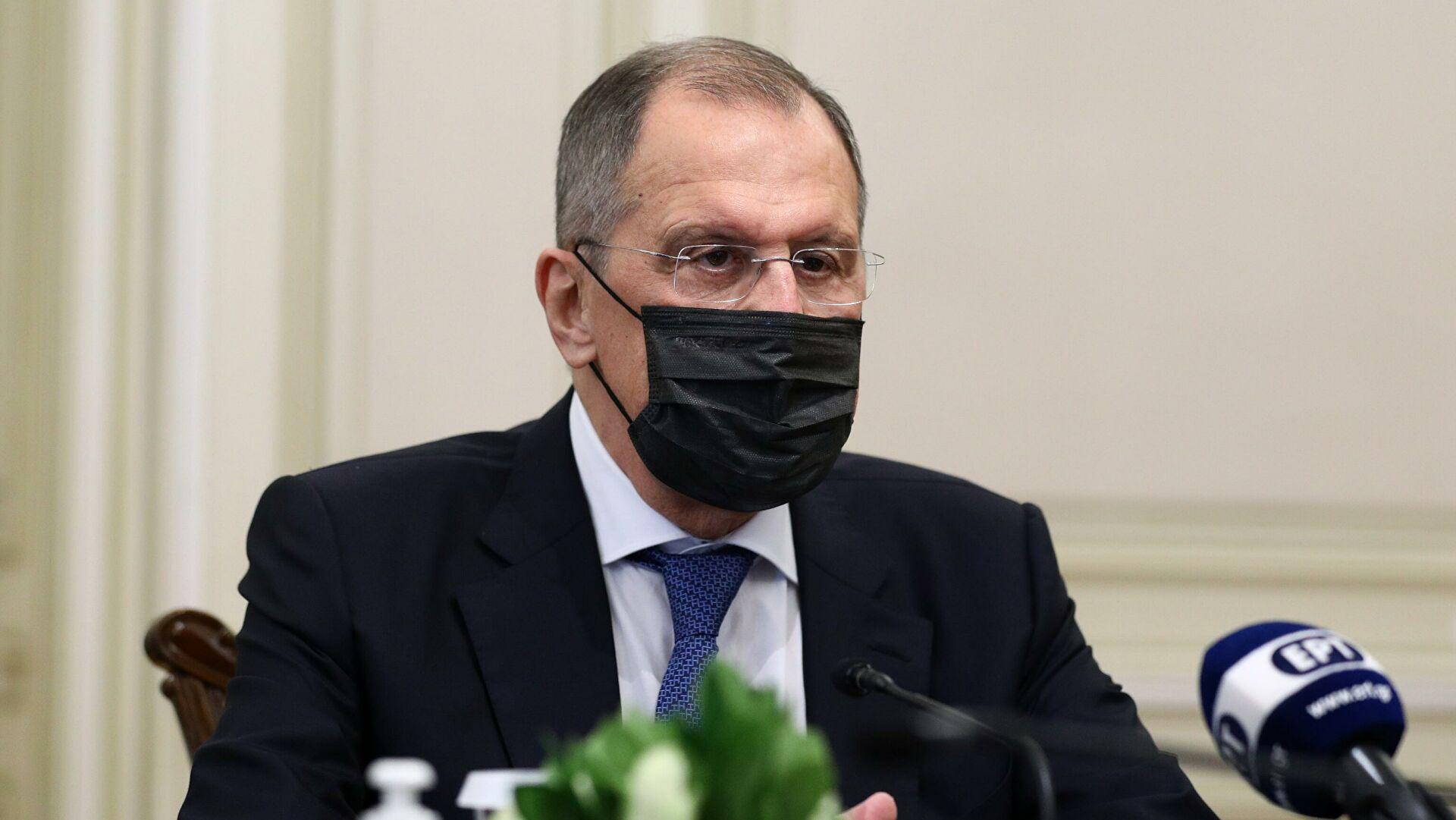 Лавров у самоизолацији: Одложена посета Србији