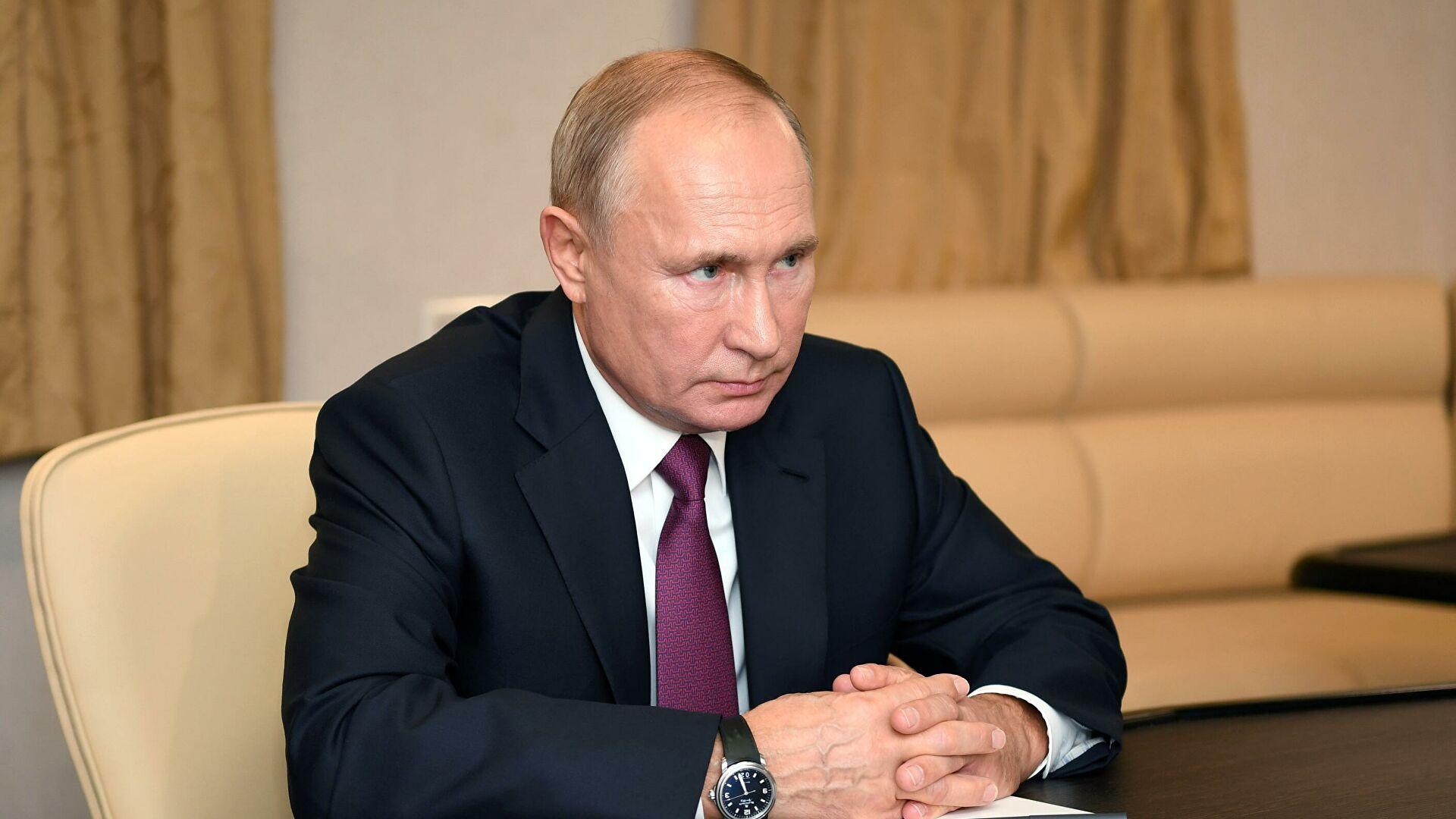 Putin: Rusija čini sve što od nas zavisi da se sukob na Južnom Kavkazu što pre okonča