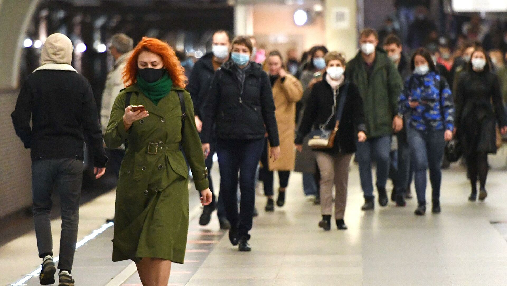 Peskov: Situacija sa koronavirusom u Rusiji generalno alarmantna, ali ostaje pod kontrolom