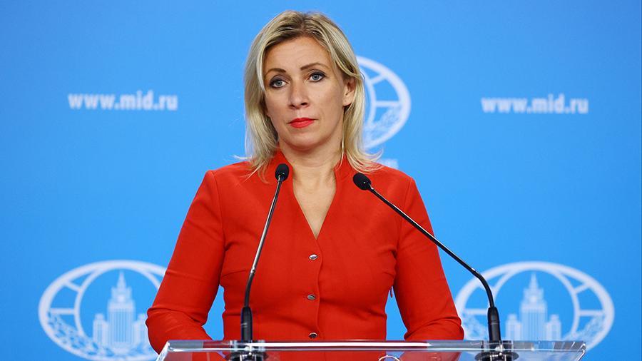 Zaharova: Vašington zahteva od drugih zemalja da kao uslov za saradnju ograniče interakciju sa Rusijom