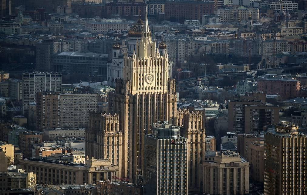 Москва: Ситуација око наводног тровања Наваљног је ништа друго него дилетантски изрежирани спектакл