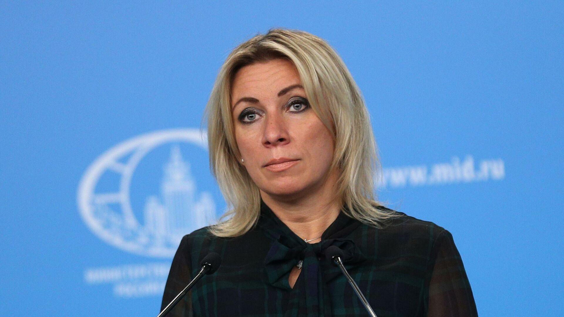 Захарова: Руско-турски центар налазиће се на територији Азербејџана и нема никакве везе са мировном операцијом