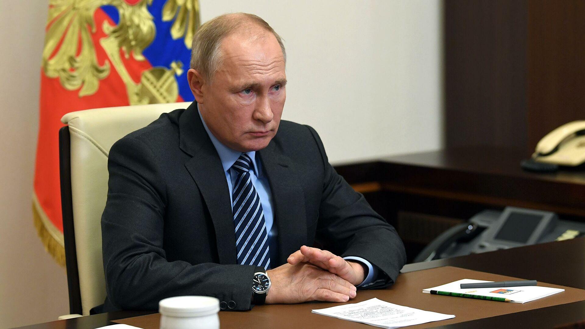 Путин је одобрио план одбране за 2021-2025