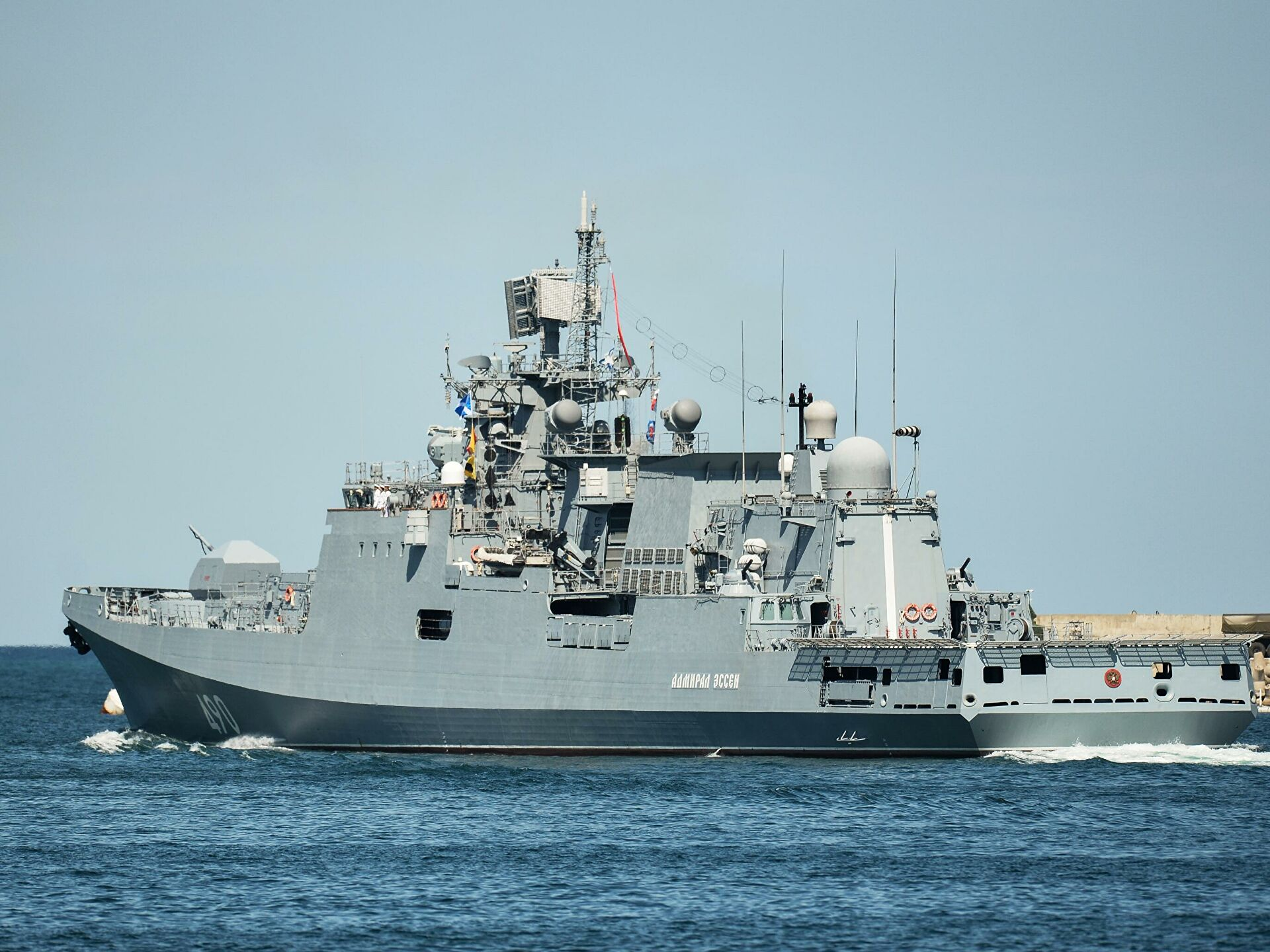 Путин наложио да се у Судану формира логистички центар за Војно-поморску флоту