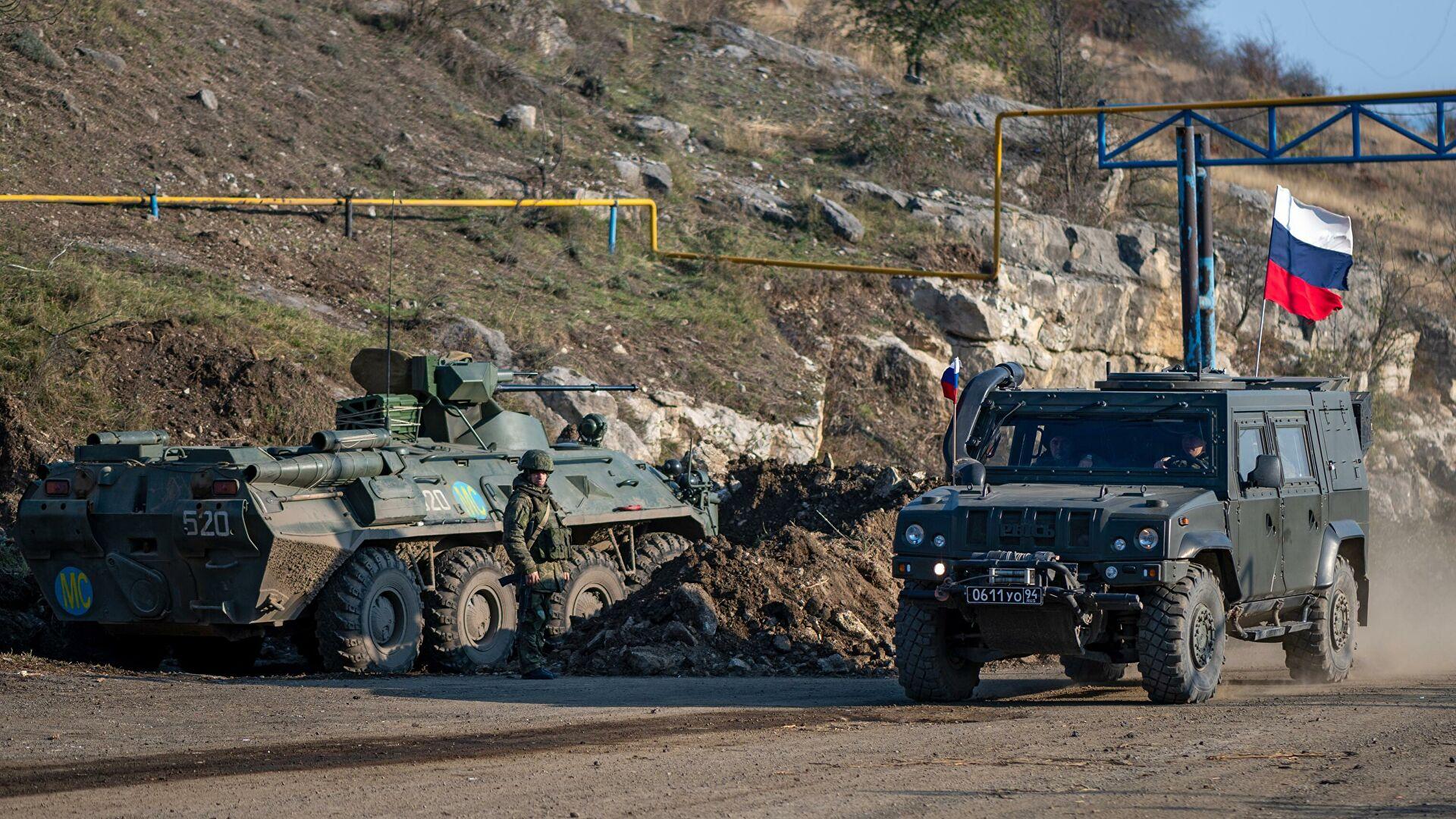 Savet Federacije odobrio upotrebu ruskih mirovnjaka u Nagorno-Karabahu