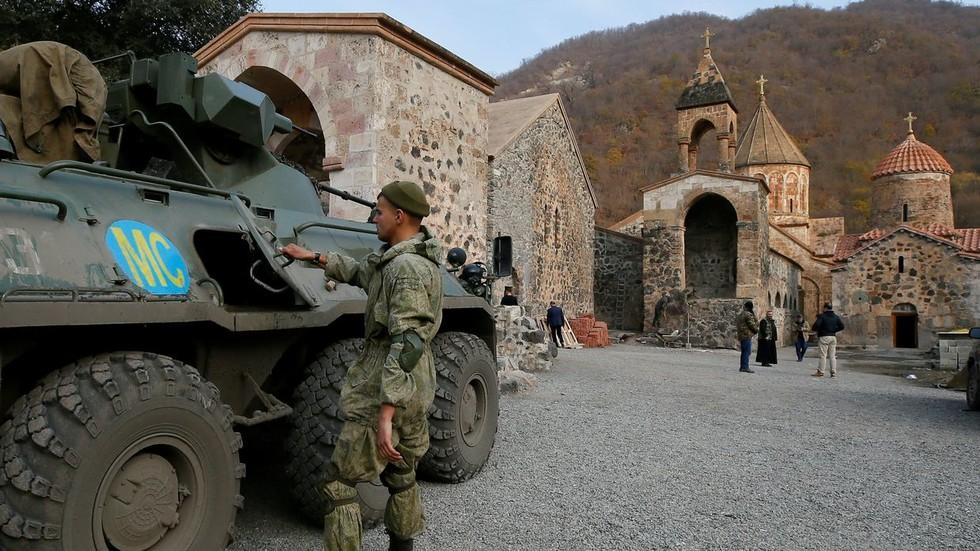 """RT:""""Dogovorili smo se da zadržimo status kvo"""": Putin kaže da se mora održati odnos snaga u spornom Karabahu"""