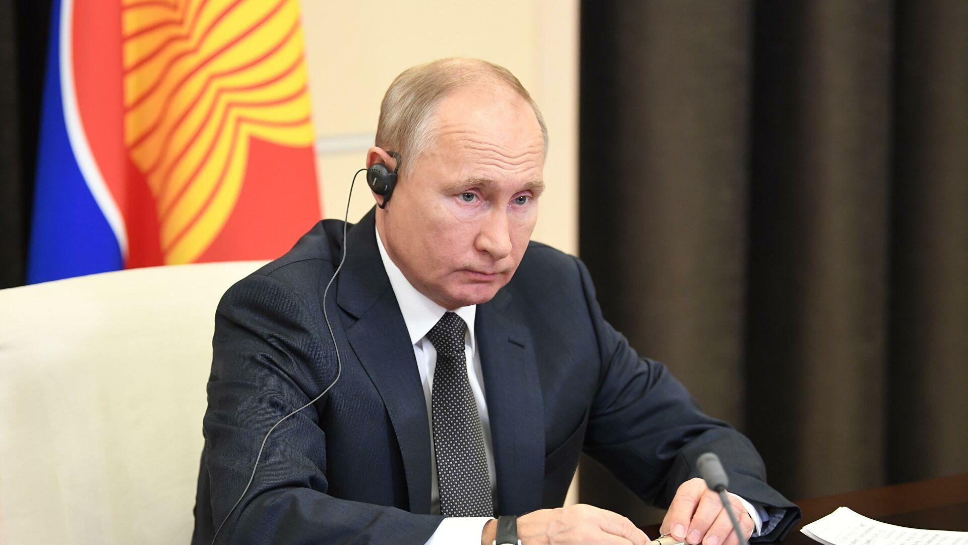 Putin: Borba protiv virusa korona treba da bude iznad politike