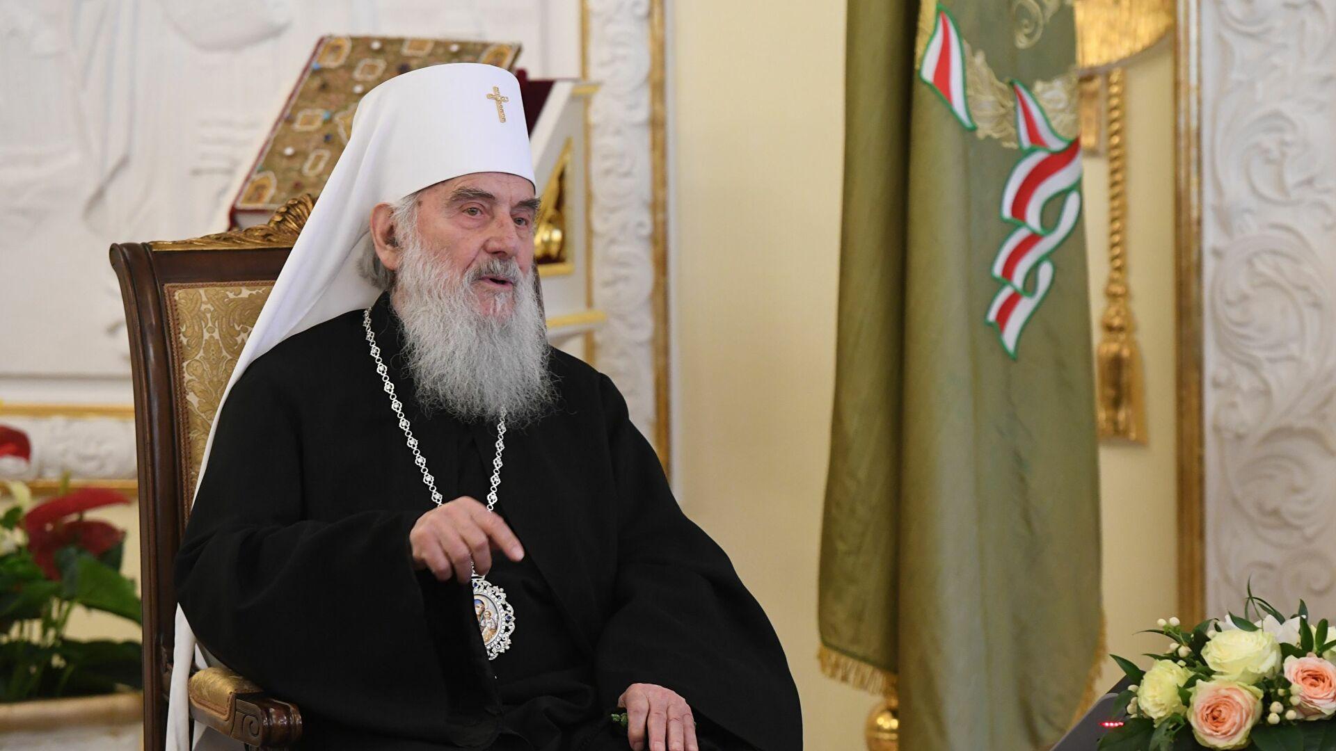 Путин: Искрено саосећање и подршка свештенству Српске православне цркве и братском србском народу