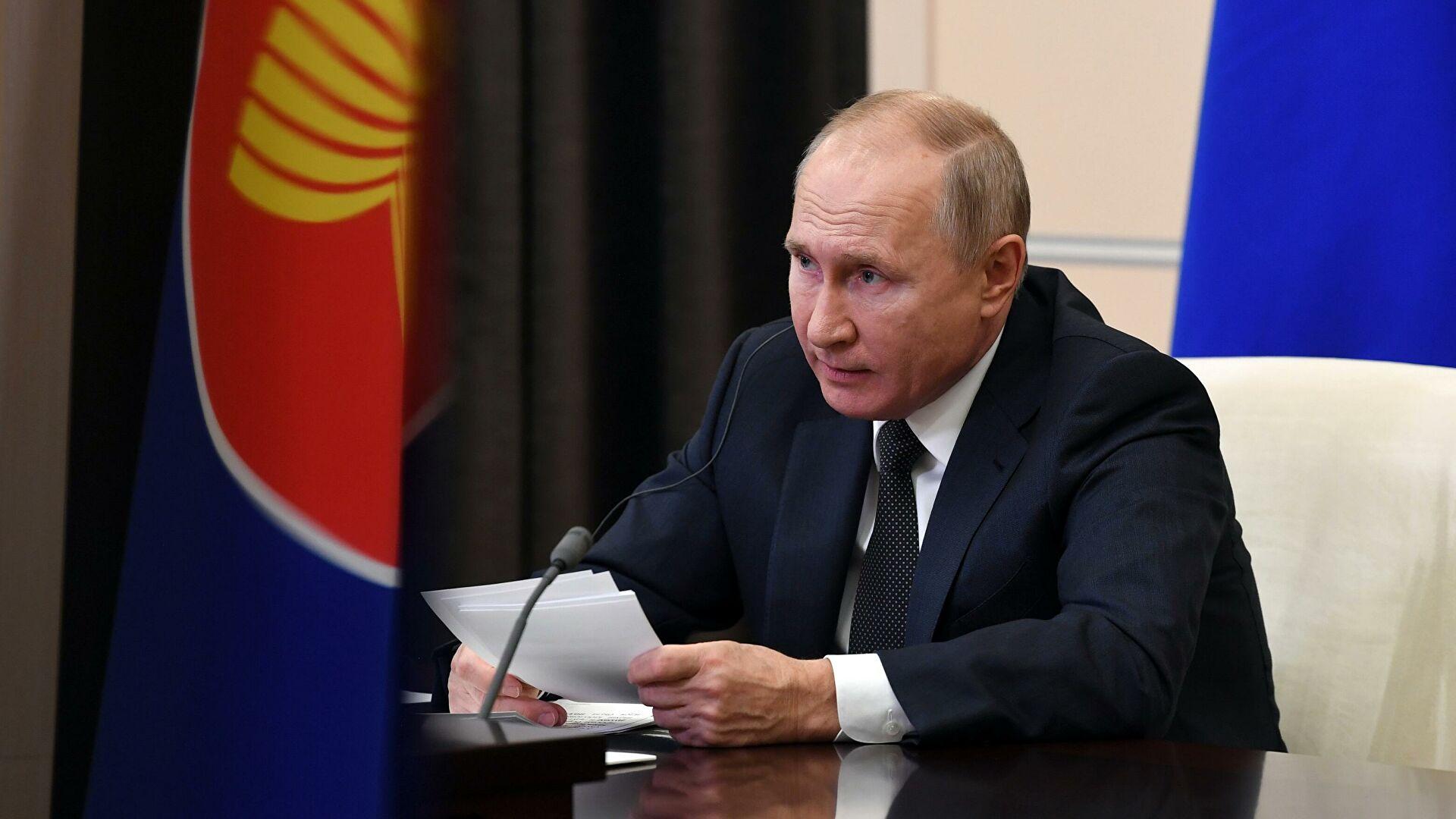 Путин: Ситуација у Нагорно-Карабаху се генерално стабилизовала