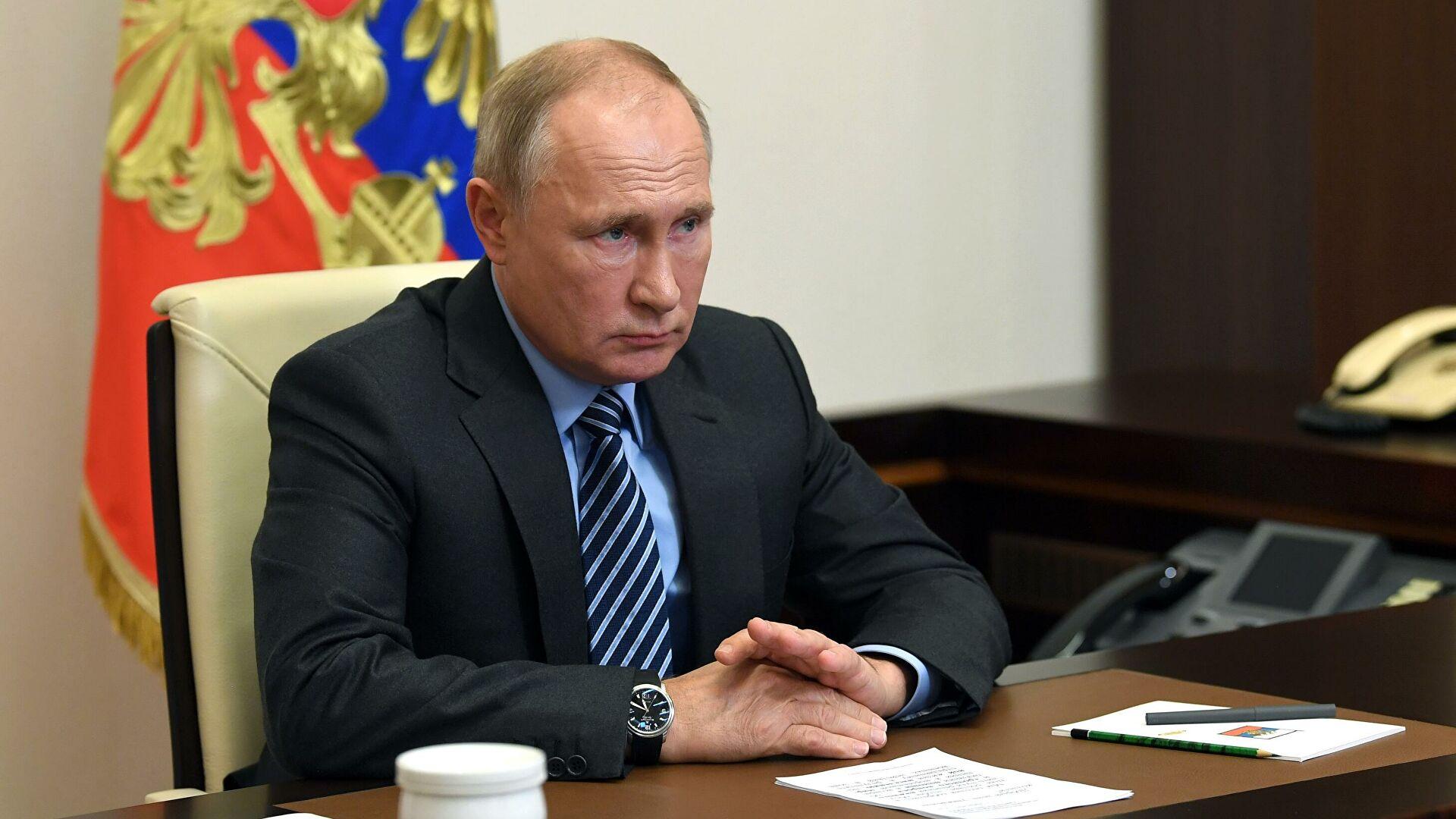 Путин: Створени сигурни услови за рад хуманитарних организација у Карабаху