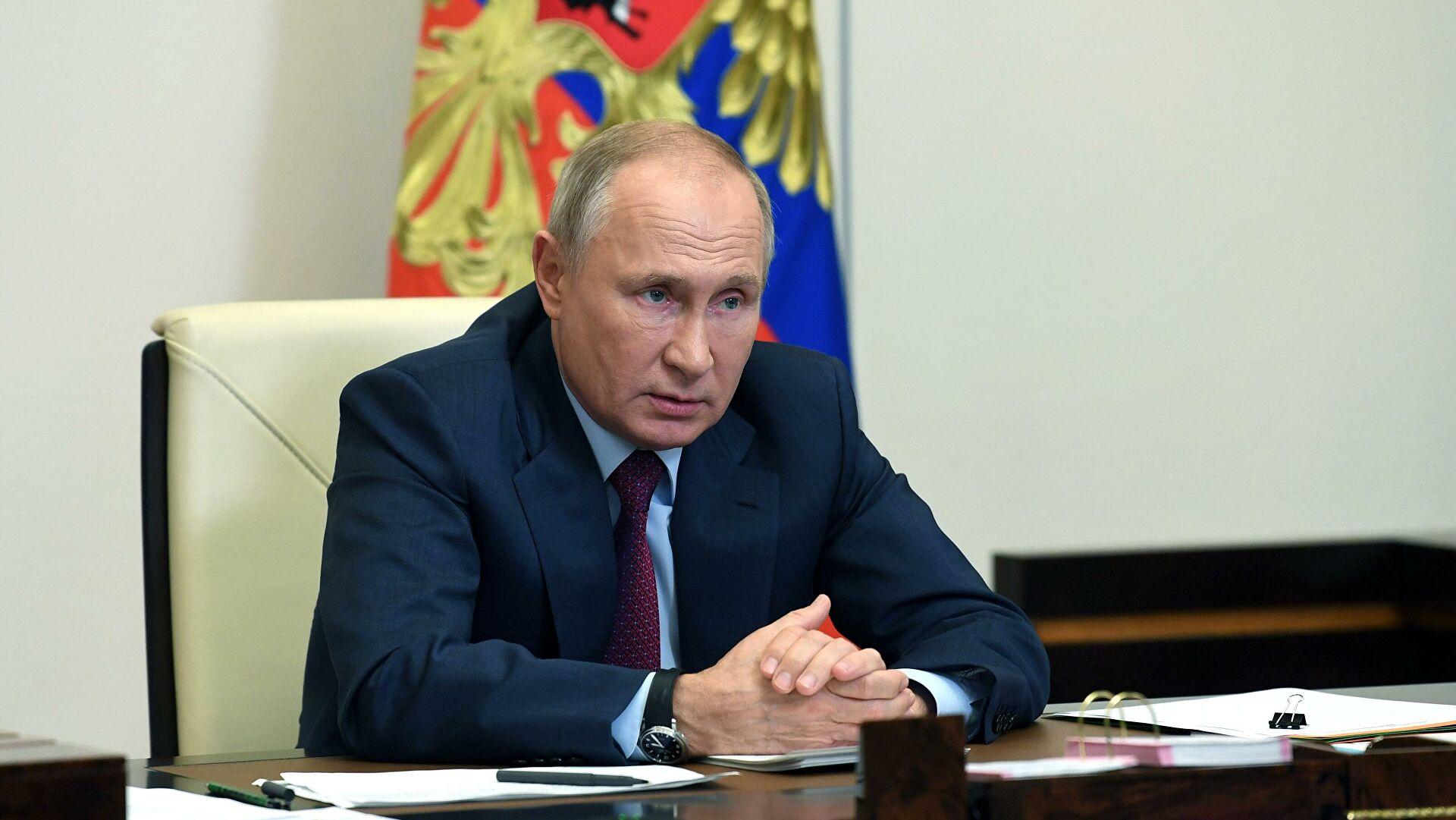 Путин: Русија била посредник у закључивању споразума о Нагорно-Карабаху