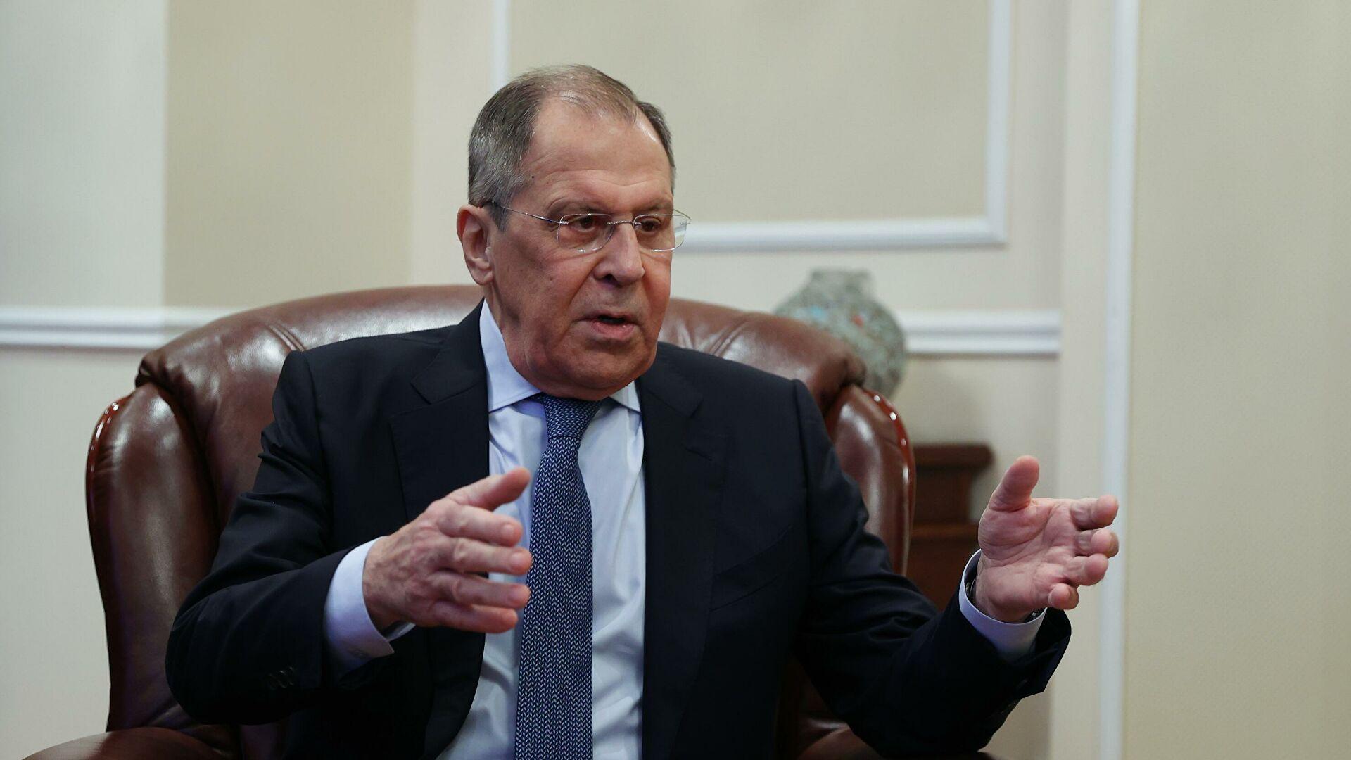 Lavrov:  Zapad pokušava da se umeša u poslove Moskve i Minska