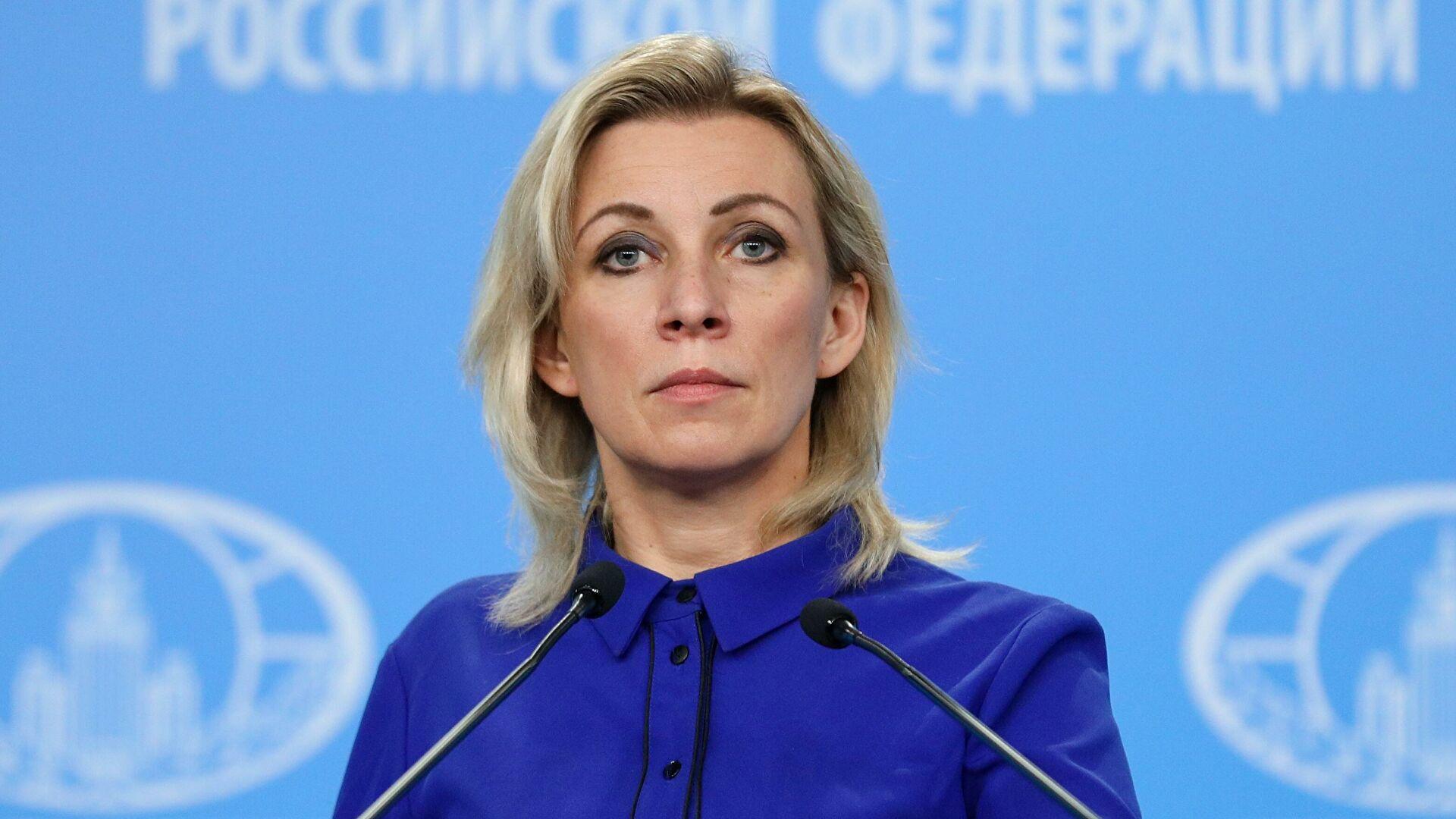 Zaharova: Zapad već dugo podriva reputaciju Organizacije za zabranu hemijskog oružja
