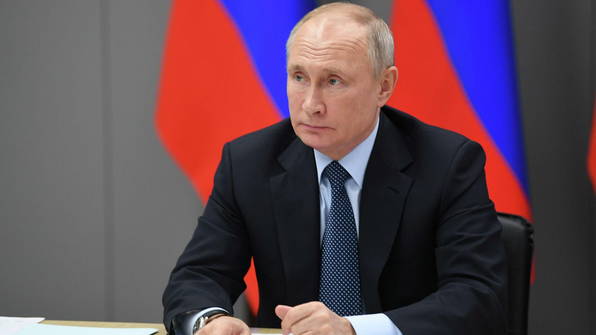 Putin: Događaji u Belorusiji, Nagorno-Karabahu i Kirgistanu zakomplikovali situaciju na prostoru ODKB-a