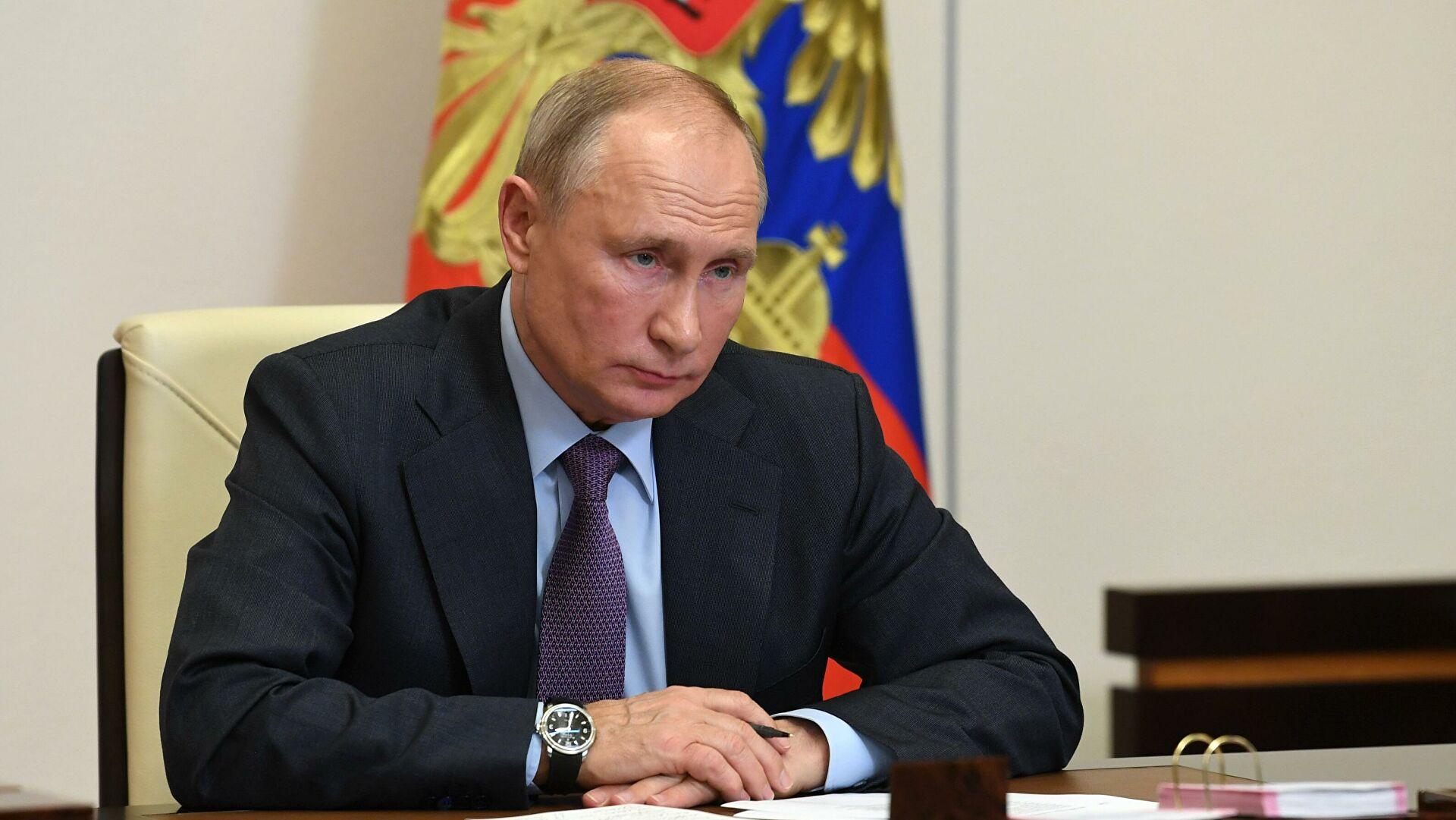 Путин: Беспилотне подморнице намењене за одбрану