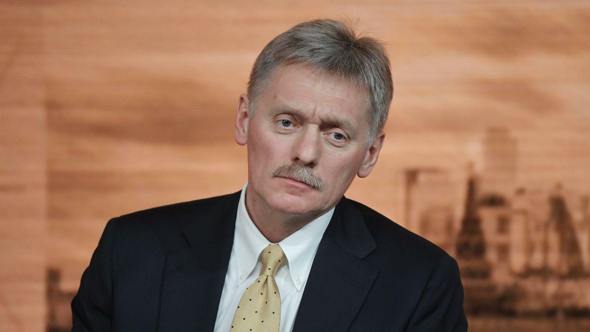 Peskov: Na neprijateljske sankcije je trebalo dati odgovor koji je dat