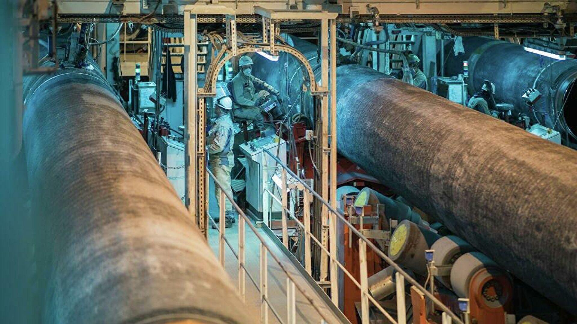 """Захарова: САД се неће зауставити на покушајима да спрече реализацију пројекта """"Северни ток 2"""""""