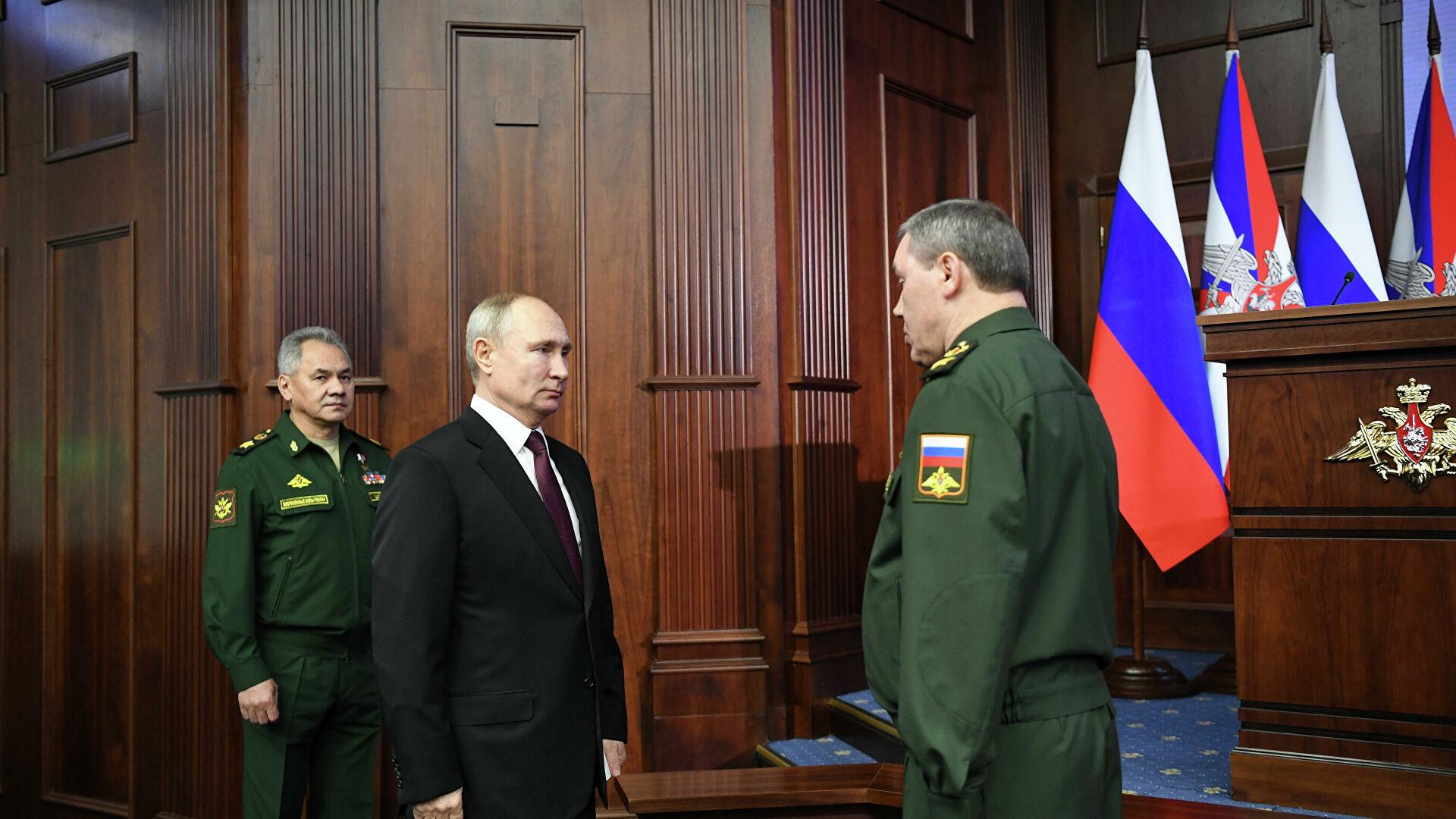 Путин: Русија не намерава да размешта ракете средњег и краћег домета, али ће одмах одговорити на размештање ракета западних земаља