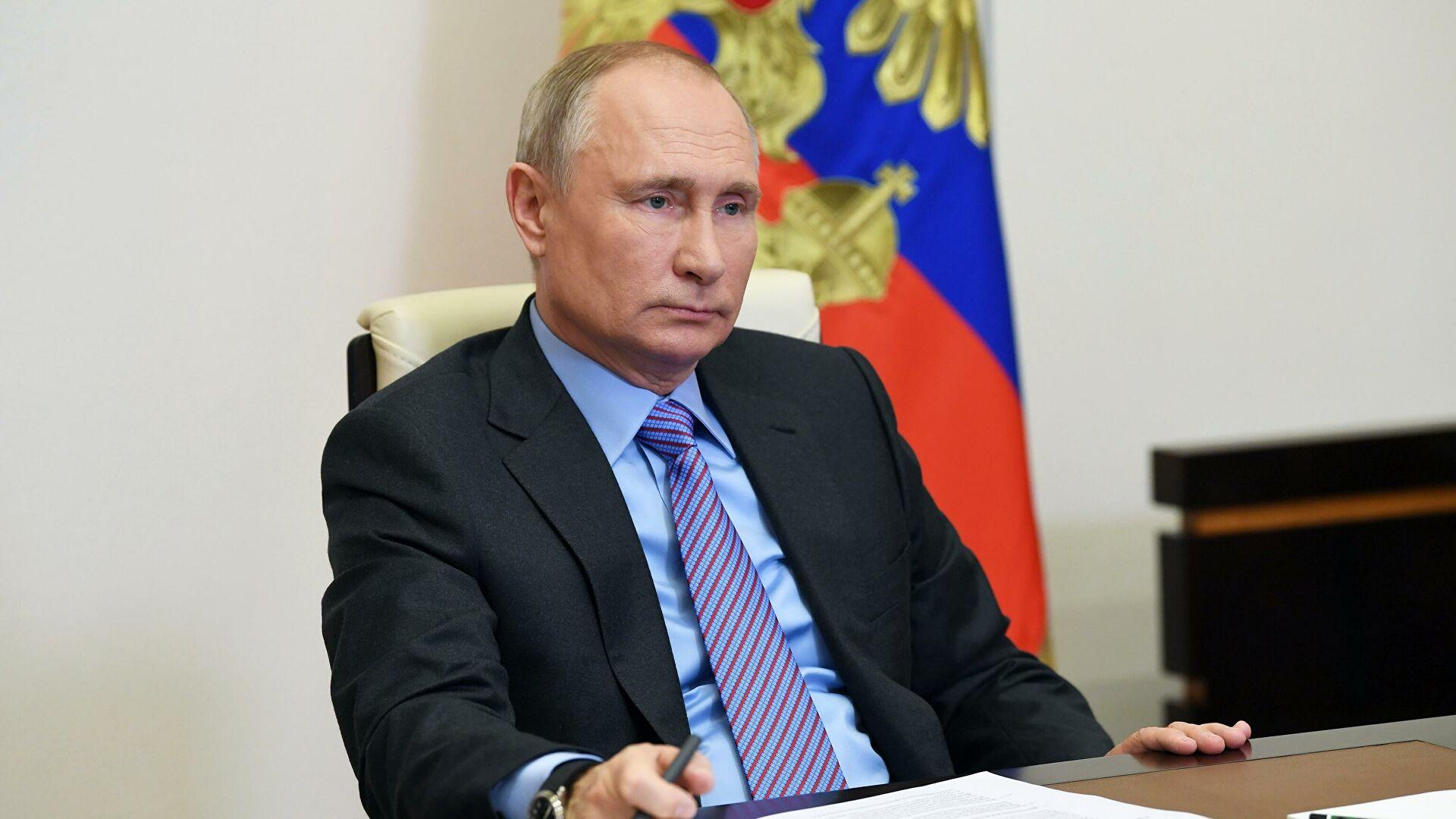 Путин: САД нису одговориле на предлоге Русије о продужење Споразума о смањењу стратешког наоружања