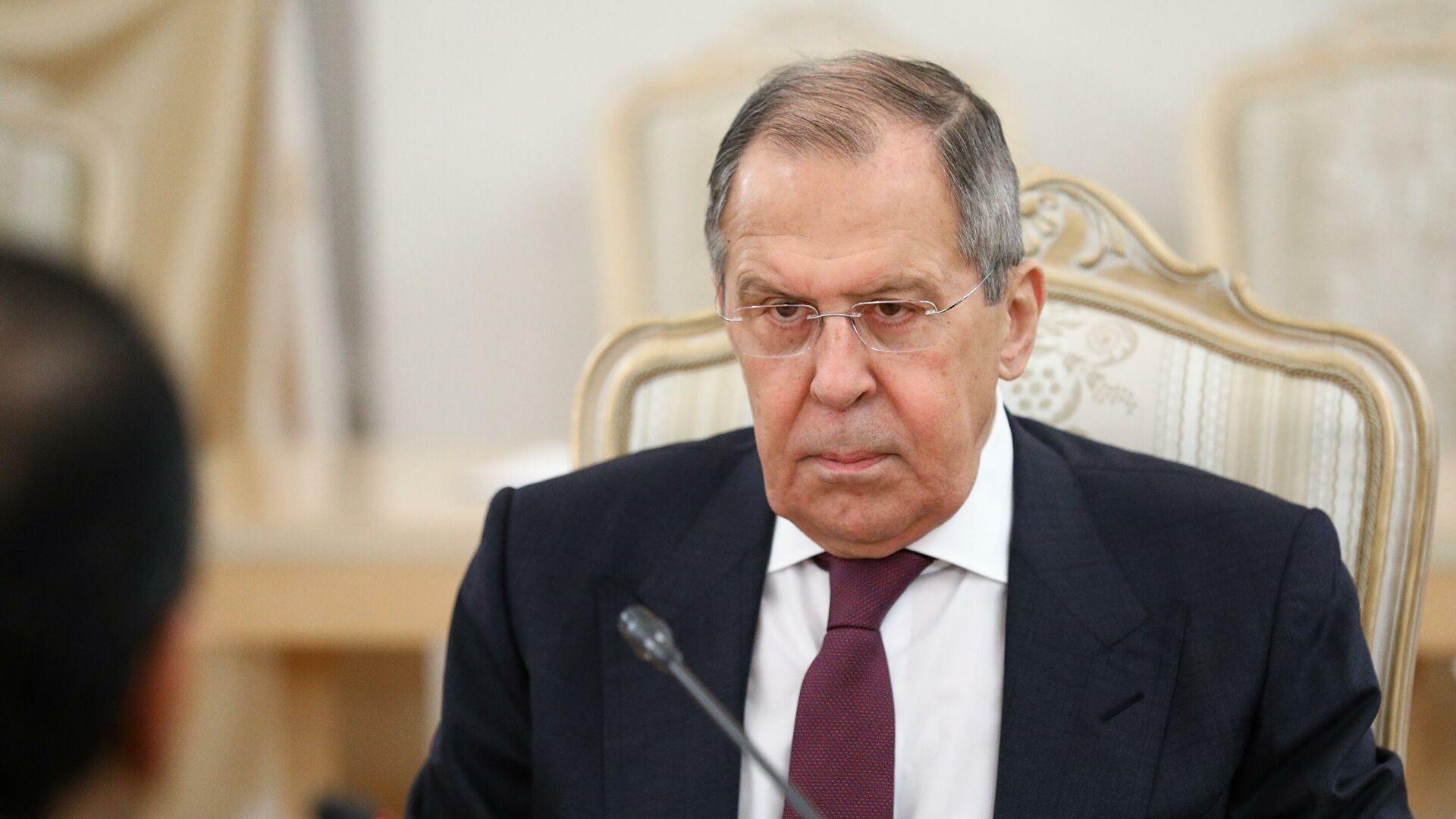 Lavrov: Neprihvatljiva odluka Sportskog arbitražnog suda