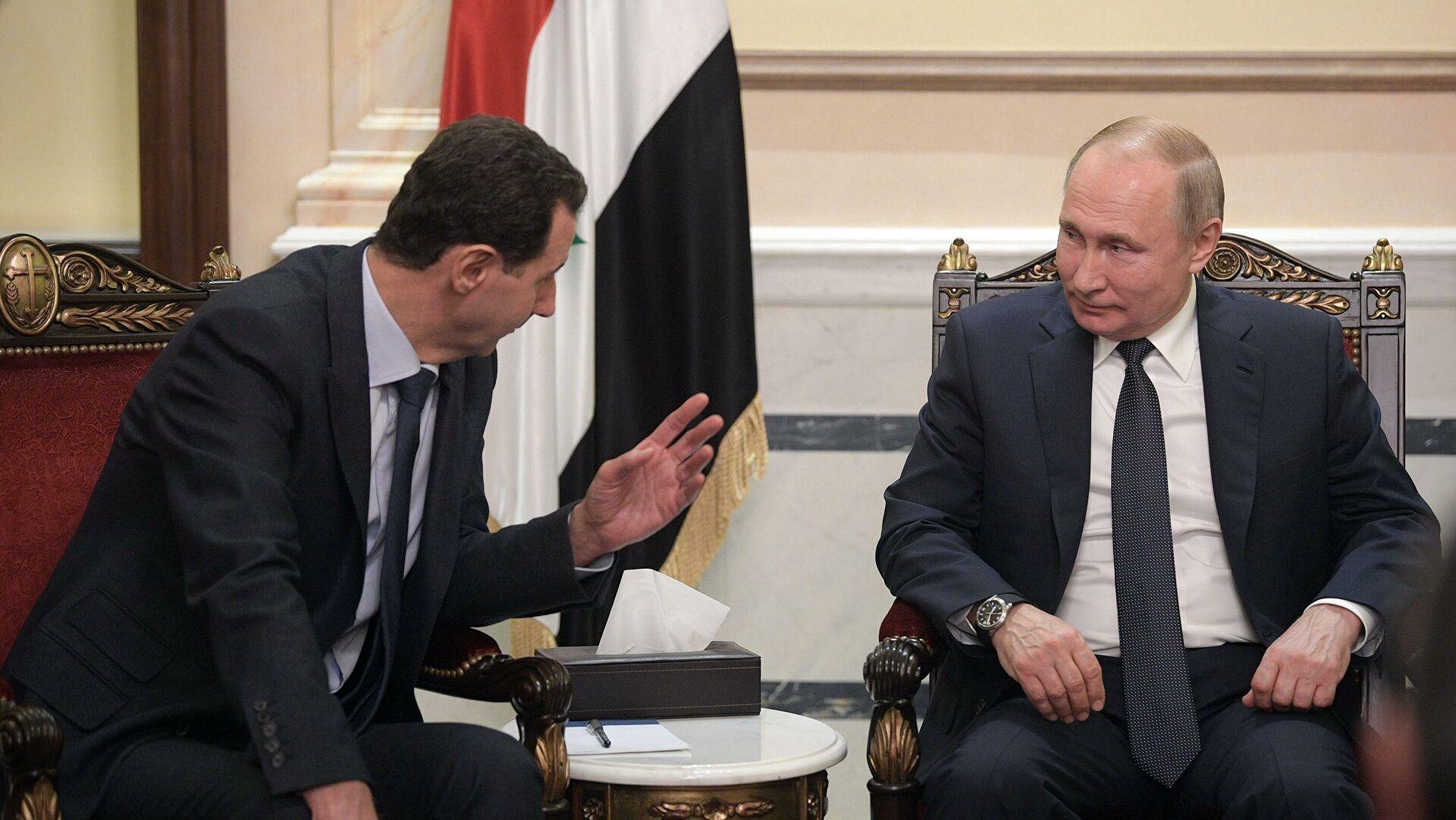 Путин: Очигледно је да смо у Сирији поступили апсолутно исправно