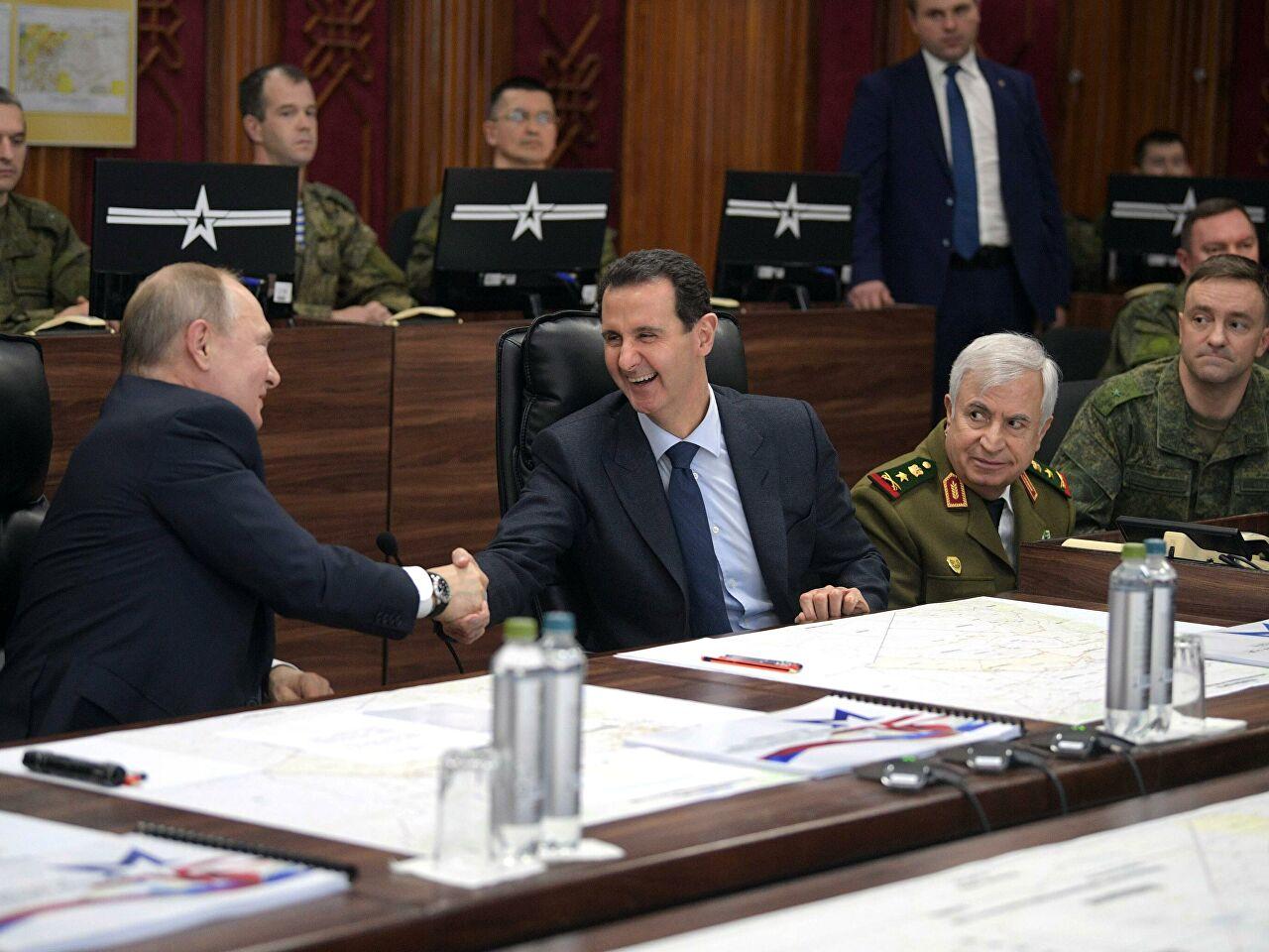 Шојгу упоредио путовање Путина у Сирију са холивудским трилером
