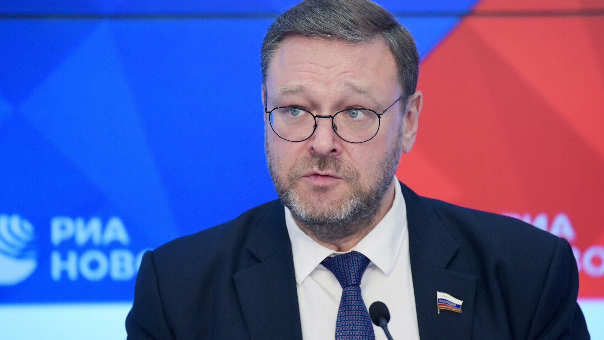 Kosačov: Krivica za raskid Sporazuma o otvorenom nebu u potpunosti leži na SAD-u i njihovim NATO saveznicima